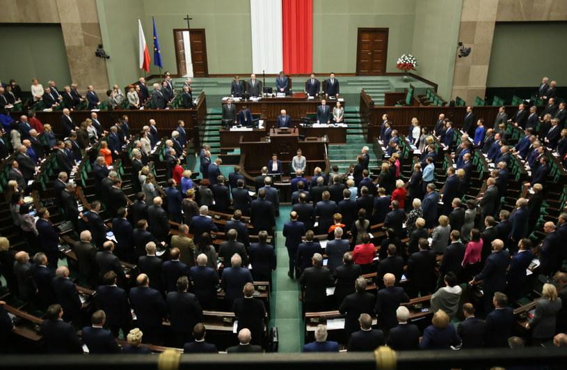 Środowe posiedzenie Sejmu /Leszek Szymański /PAP