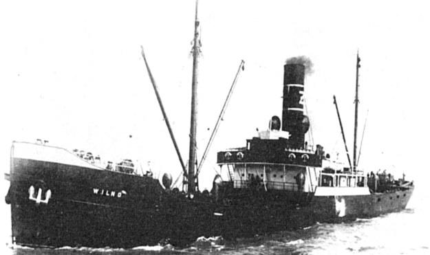 "SS ""Wilno"" fot. domena publiczna /INTERIA.PL"
