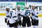 St. Louis Blues - San Jose Sharks 3-6 w finale Konferencji Zachodniej