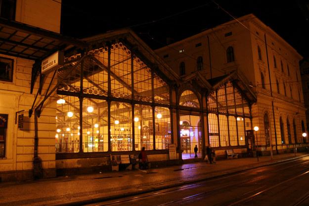 Stacja kolejowa w Pradze /123/RF PICSEL