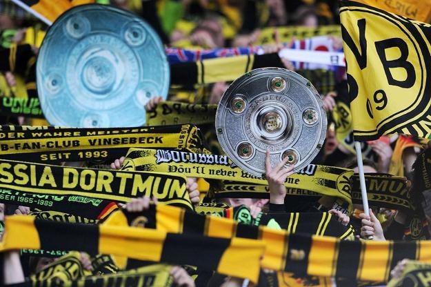 Stadion Borussii nie pomieści wszystkich chętnych do obejrzenia ostatniego meczu sezonu /AFP