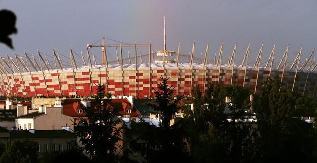 Stadion Narodowy w Warszawie. Fot. Zbyszek Kaczmarek /Agencja SE/East News