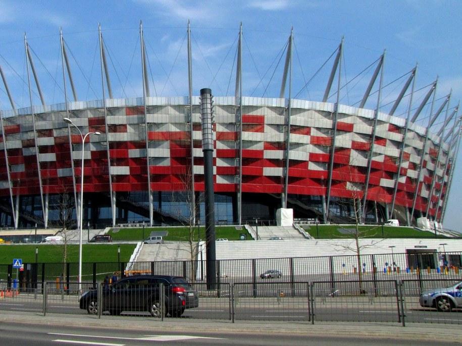 Stadion Narodowy /Michał Dukaczewski /Archiwum RMF FM