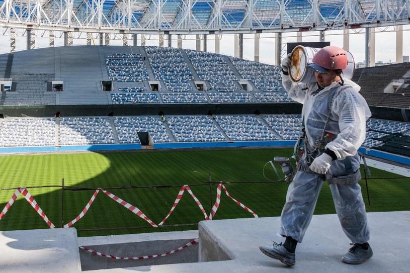 Stadion Niżny Nowogród /AFP