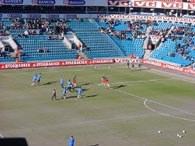 Stadion Ullevaal okazał się szczęśliwy dla Polski /INTERIA.PL