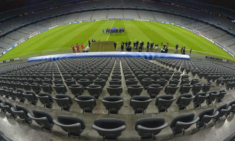 Stadion w Monachium jest jedną z kandydatur do goszczenia Euro w 2020 roku. /AFP