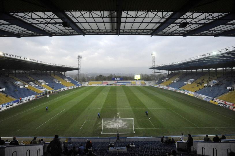 Stadion w Teplicach /Getty Images