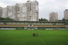 Stadion Zimbru - arena meczu biało-czerwonych z Mołdawią