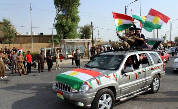 """Stan euforii w Kurdystanie. """"Po stu latach też mamy prawo mieć swoją niepodległość"""""""