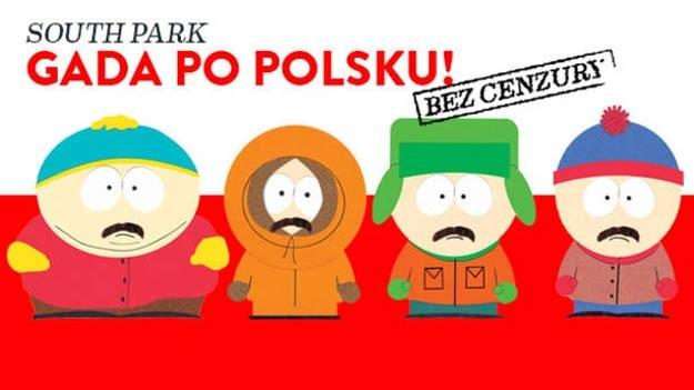 Stan, Kyle, Cartman i Kenny /materiały prasowe