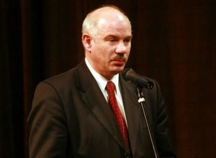 Stan marszałka Marka Nawary określany jest jako ciężki / fot. Artur Barbarowski /Agencja SE/East News