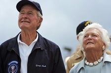 Stan zdrowia Barbary Bush pogorszył się