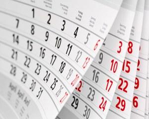 Standardy opieki okołoporodowej - kalendarium