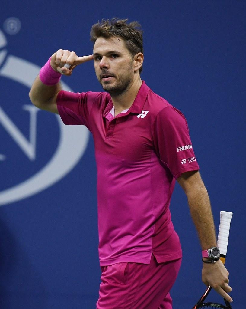 Stanislas Wawrinka zwycięzcą US Open 2016. /AFP