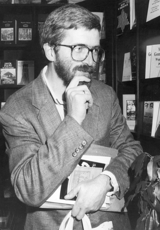 Stanisław Barańczak /PAP/Andrzej Rybczyński  /PAP