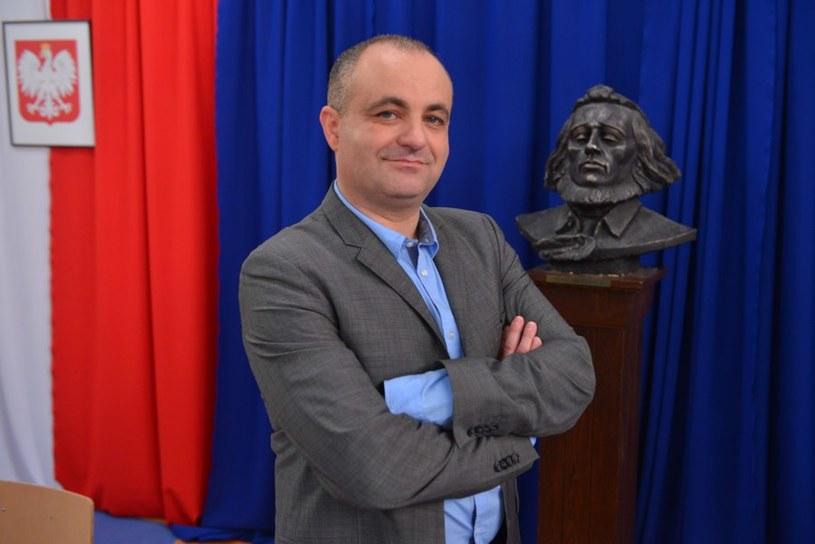 Stanisław Chlebowski (Tadeusz Łomnicki) /Agencja W. Impact