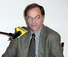Stanisław Iwanicki, minister sprawiedliwości, fot. Marcin Wójcicki /RMF