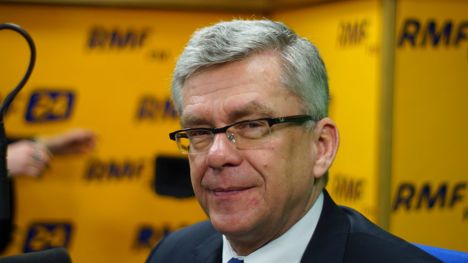 Stanisław Karczewski /Michał Dukaczewski /RMF FM