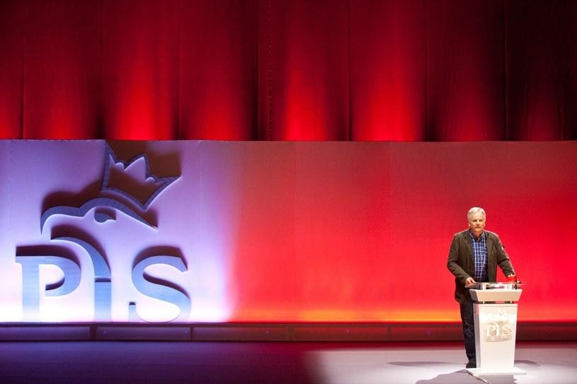 Stanisław Kowalczyk na kongresie PiS w 2012 roku /Mateusz Baj /Reporter