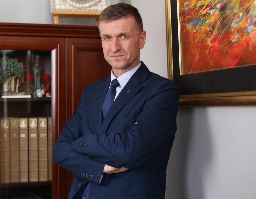 Stanisław Piechula, burmistrz Mikołowa /MARZENA BUGALA- AZARKO / POLSKA PRESS /East News