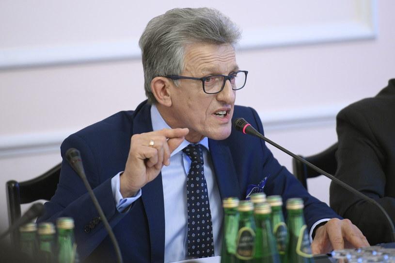 Stanisław Piotrowicz /Jacek Turczyk /PAP