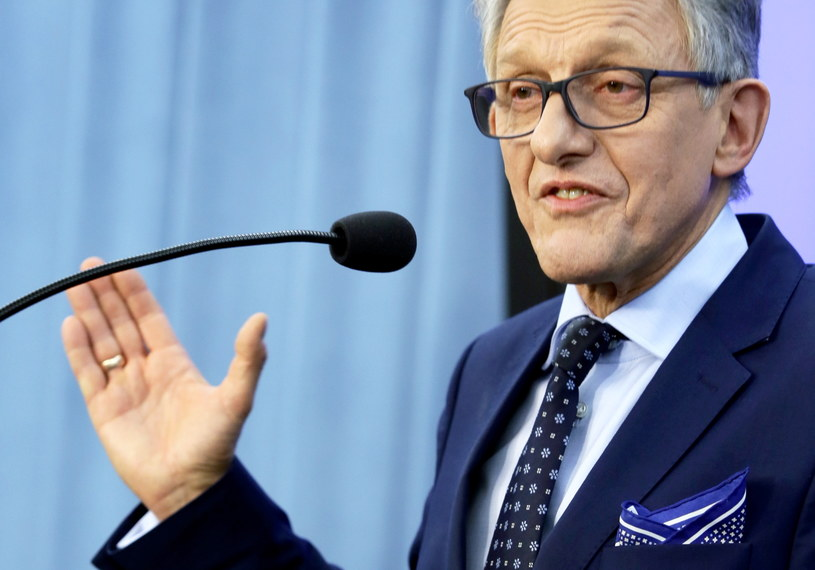 Stanisław Piotrowicz /Tomasz Gzell /PAP