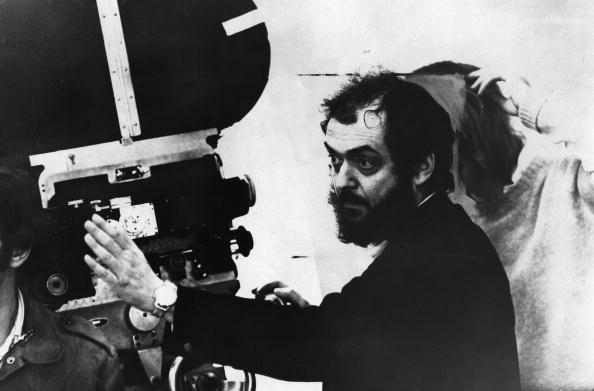 Stanley Kubrick podczas pracy na planie (1971) /Evening Standard /Getty Images
