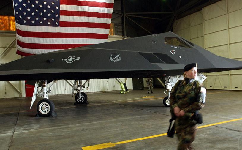 Stany Zjednoczone prawdopodobnie wznowiły loty samolotów F-117, z /AFP