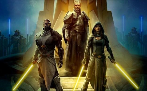 Star Wars The Old Republic /materiały prasowe