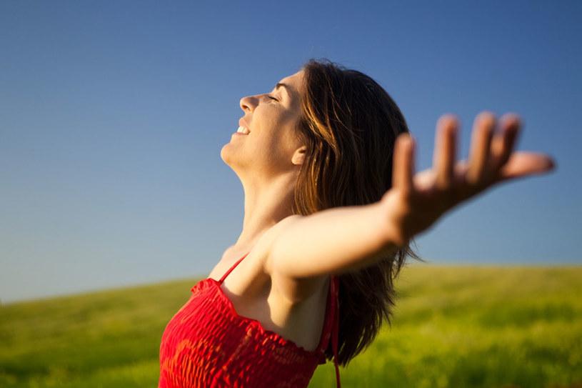 Staraj się jak nawięcej przebywać na świeżym powietrzu  /© Panthermedia