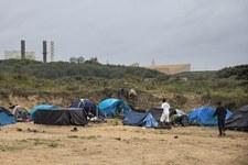 Starcia z imigrantami we Francji. Są ranni