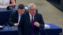 Starcie Junckera z Tajanim w Parlamencie Europejskim