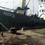 Starcie Ukraina-Rosja. Powodem statek z Krymu