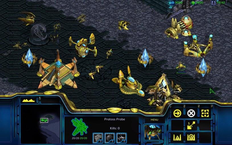 StarCraft Remastered /materiały prasowe
