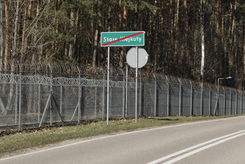 Stare Kiejkuty, gdzie miały się znajdować więzienia CIA /Piotr Płaczkowski /Reporter