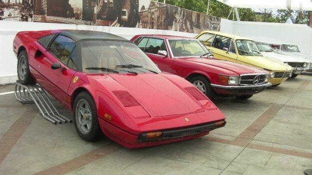 Stare kultowe samochody /INTERIA.PL