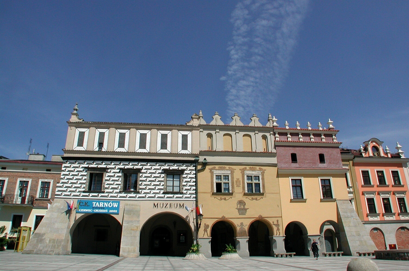 Stare miasto w Tarnowie, Fot. Jerry Bergman /East News