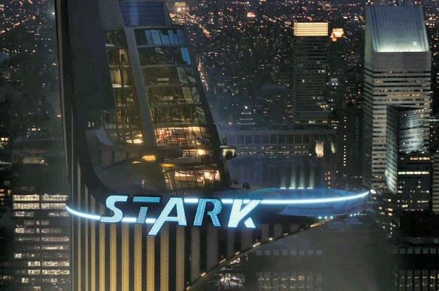 Stark Tower to siedziba główna Stark Industries /materiały prasowe