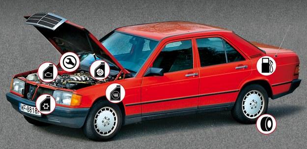 Starsze auto też ma swoje wymagania /Motor