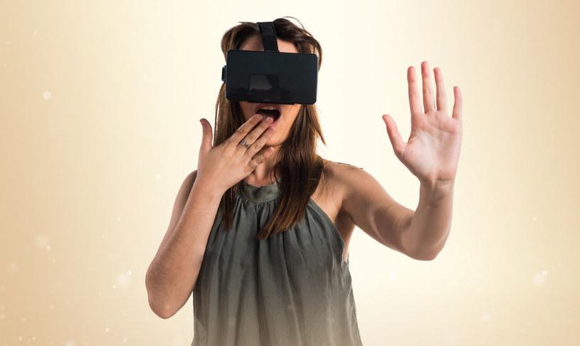 Start kina VR w Disco:vr to dopiero początek rewolucji, jaką przygotowują twórcy tego centrum /123RF/PICSEL