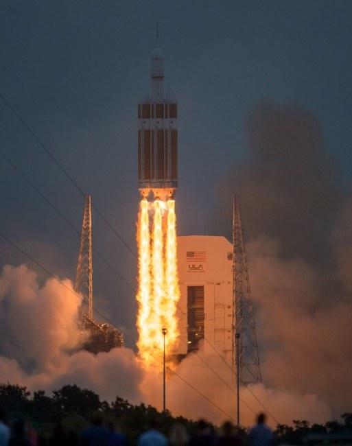 Start Oriona /NASA / BILL INGALLS / HANDOUT /PAP/EPA