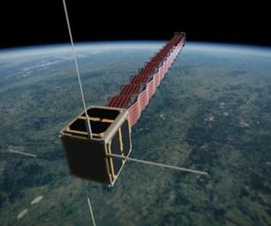 Start pierwszego polskiego satelity - PW-Sat