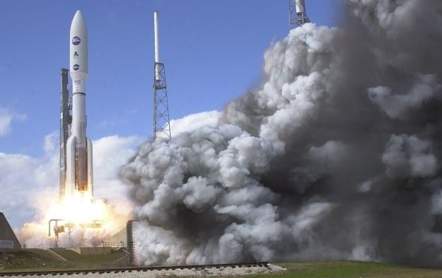 Start rakiety nośnej Atlas V /AFP