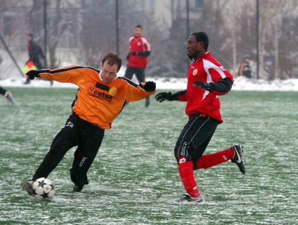 Start rundy wiosennej 2. ligi został przełożony /Agencja Przegląd Sportowy