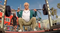 """""""Staruszek"""" zawstydził siłaczy. Tak to się robi!"""