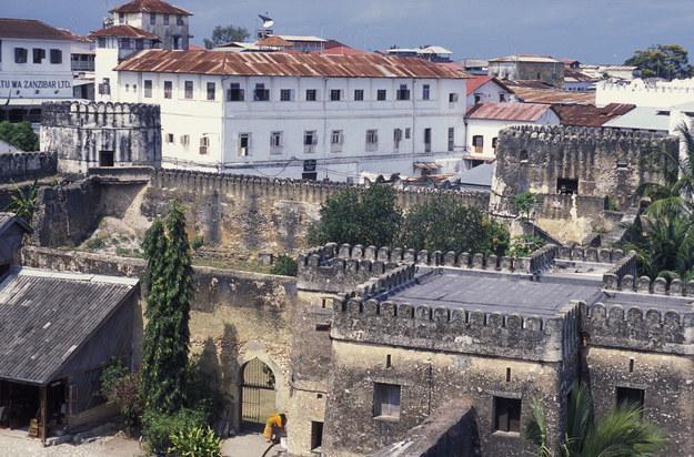 Stary fort w Zanzibarze pamięta czasy niewolnictwa /123/RF PICSEL