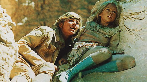 Staś (Tomasz Mędrzak) i Nel (Monika Rosca) w latach siedemdziesiątych byli ulubieńcami widzów zarówno młodszych, jak i starszych. /fot  /AKPA