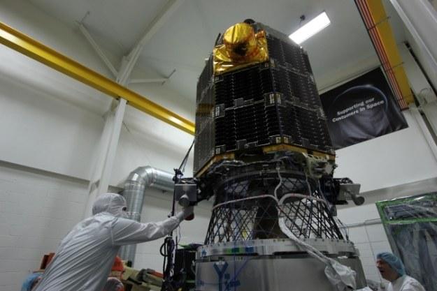 Statek kosmiczny LADEE /NASA