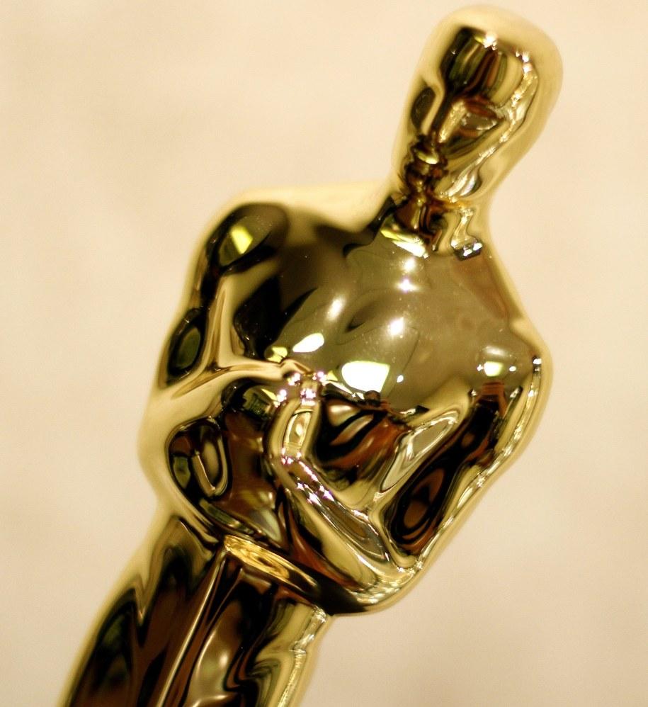 Statuetka Oscara [zdj. ilustracyjne] /PAP/EPA/KAMIL KRZACZYNSKI    /PAP