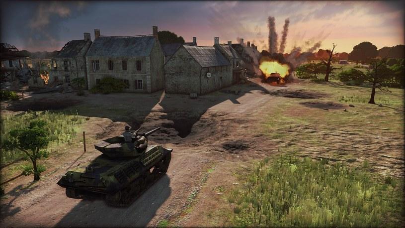 Steel Division: Normandy 44 /materiały prasowe